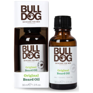 Óleo para barba Bulldog Original