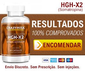 Comprar HGH-X2 (Somatropina)