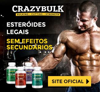 Site Oficial CrazyBulk