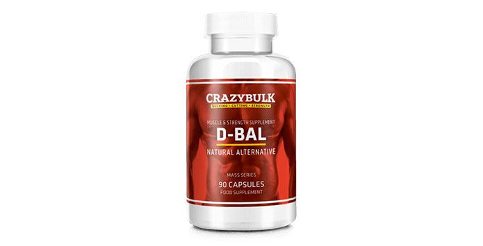 D-BAL (Dianabol)