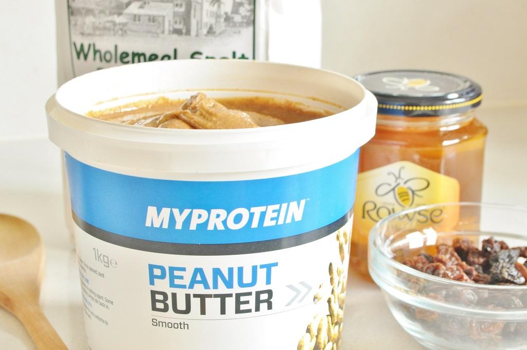 Manteiga de Amendoim MyProtein