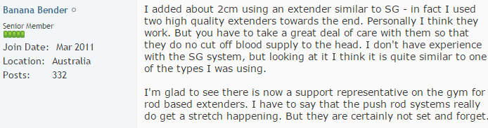 SizeGenetics Feedback to PEGym