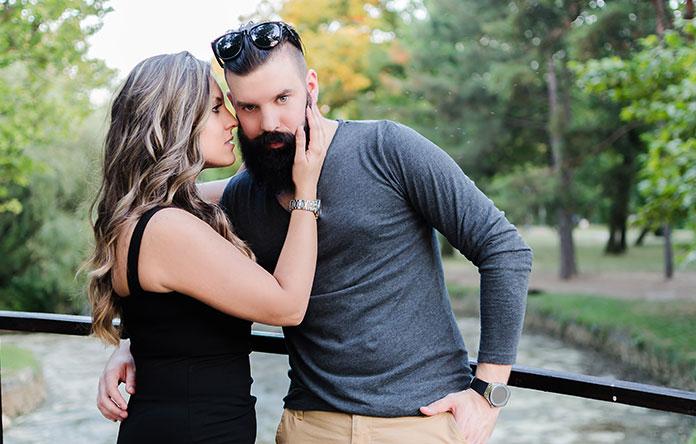 Benefícios de usar óleo para barba
