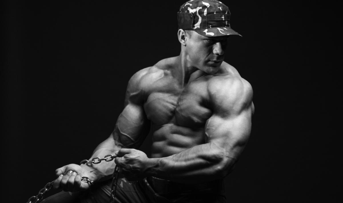 Ganha Músculo Naturalmente