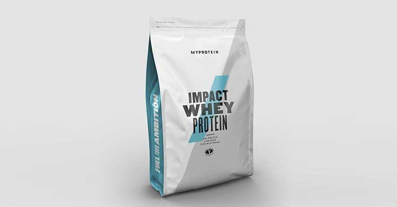 Análise da Impact Whey Protein da MyProtein