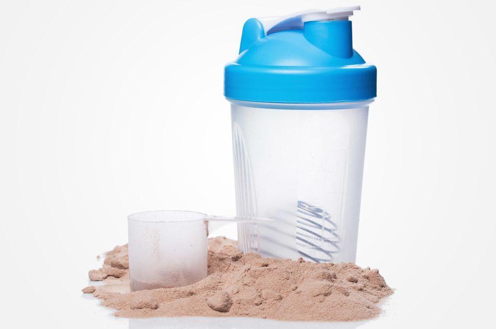 shake proteico